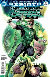 DC - Hal Jordan And The Green Lantern Corps # 1