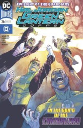 DC - Hal Jordan And The Green Lantern Corps # 36