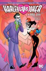 DC - Harley Loves Joker By Paul Dini HC