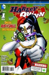 DC - Harley Quinn Annual # 1
