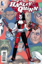 DC - Harley Quinn (New 52) # 24