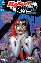DC - Harley Quinn (New 52) # 8