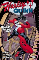 DC - Harley Quinn Preludes and Knock-Knock Jokes TPB