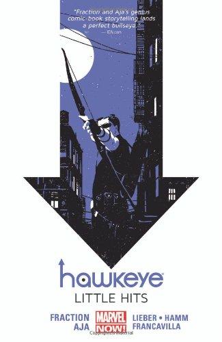 Marvel - Hawkeye Vol 2 Little Hits TPB