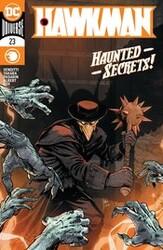 DC - Hawkman # 23