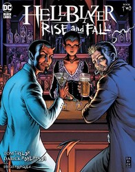 DC - Hellblazer Rise And Fall # 2
