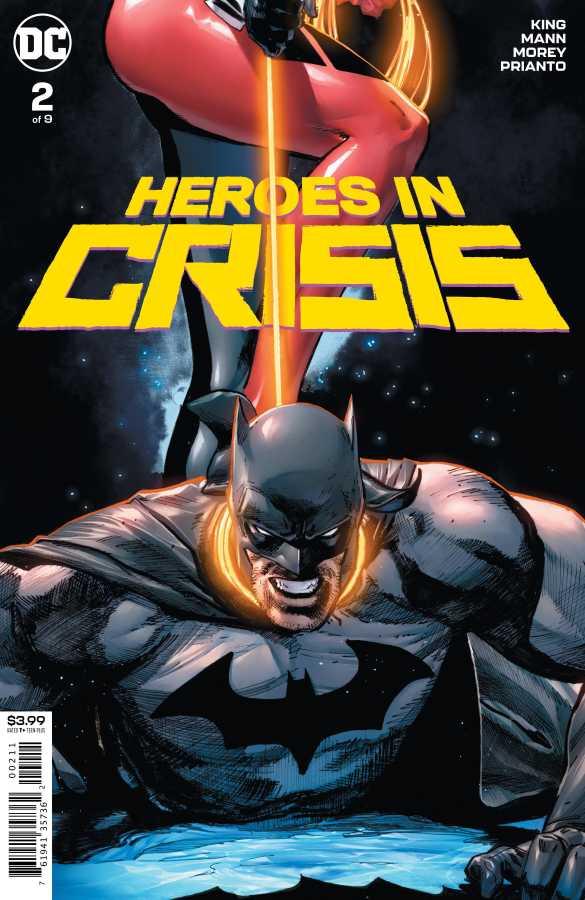 DC - Heroes In Crisis # 2