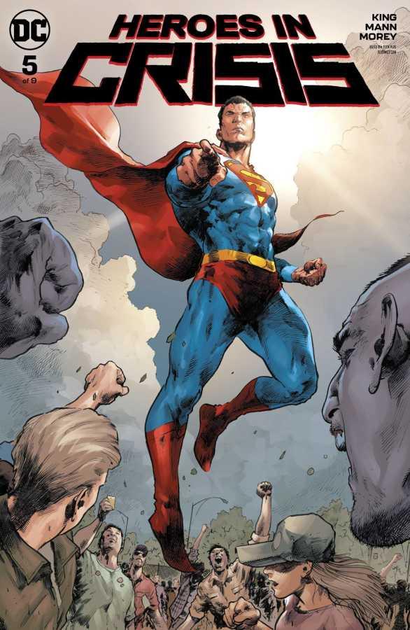 DC - Heroes In Crisis # 5