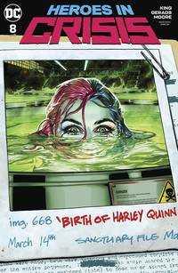 DC - Heroes In Crisis # 8 Variant