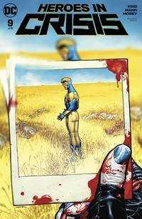 DC - Heroes In Crisis # 9 Variant