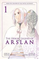 Kodansha - Heroic Legend Of Arslan Vol 1 TPB