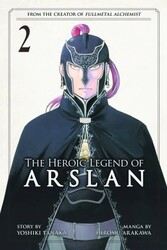 Kodansha - Heroic Legend Of Arslan Vol 2 TPB