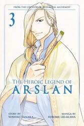 Kodansha - Heroic Legend Of Arslan Vol 3 TPB