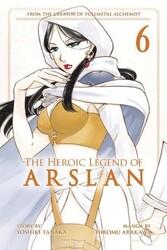 Kodansha - Heroic Legend Of Arslan Vol 6 TPB
