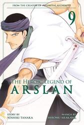 Kodansha - Heroic Legend Of Arslan Vol 9 TPB