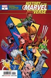 Marvel - History Of Marvel Universe # 5