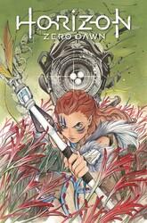 Titan Comics - Horizon Zero Dawn # 1 Cover E Peach Momoko Variant