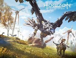 Titan Comics - Horizon Zero Dawn # 1 Cover B Game Art Wraparound Variant