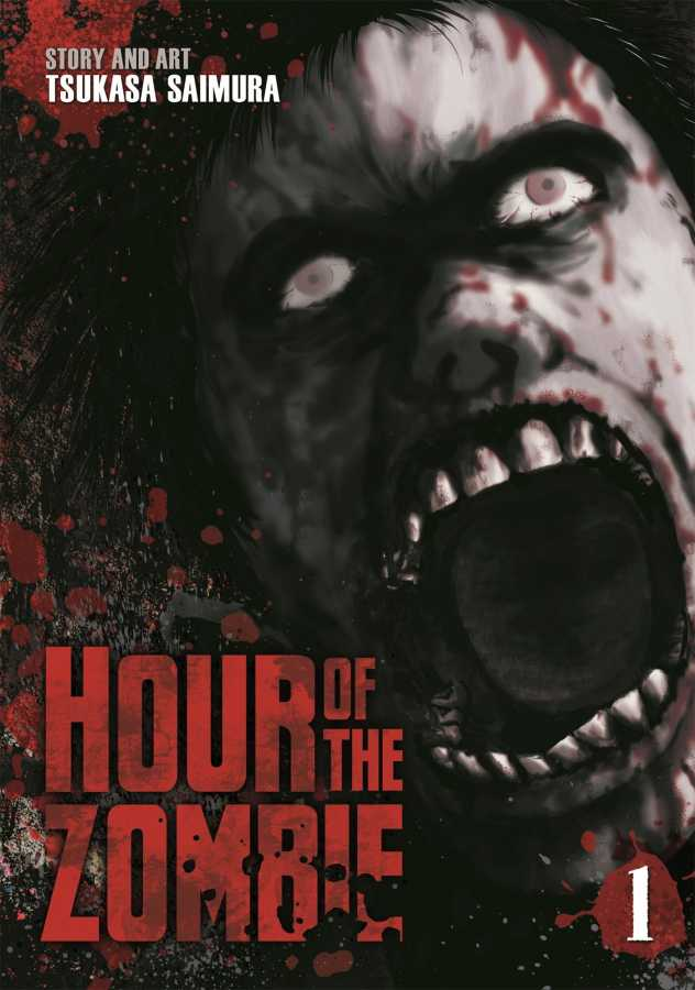 - Hour Of The Zombie Vol 1 TPB