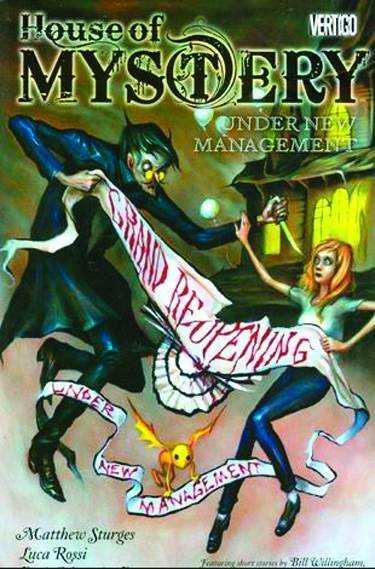 Vertigo - House Of Mystery Vol 5 Under New Management TPB