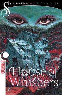 House Of Whispers Vol 1 The Power Divided TPB