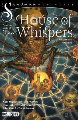 House Of Whispers Vol 2 Ananse TPB