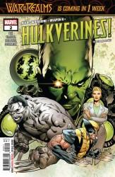 Marvel - Hulkverines # 2