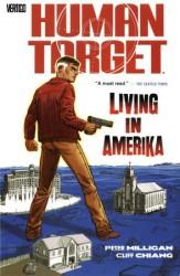 Vertigo - Human Target Vol 2 Living In Amerika TPB