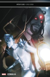 Marvel - Iceman (2018) # 4