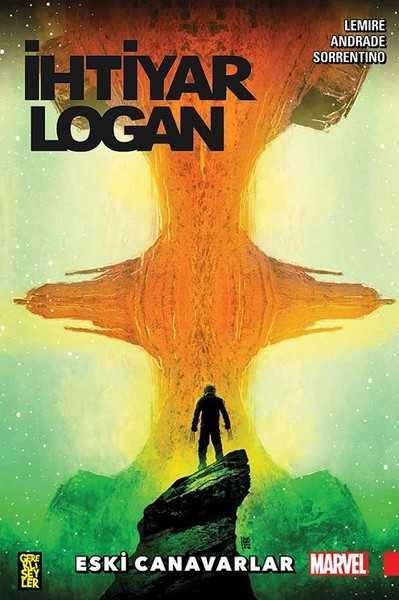 Gerekli Şeyler - İhtiyar Logan Cilt 4 Eski Canavarlar