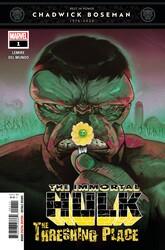 Marvel - Immortal Hulk Threshing Place # 1