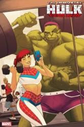 Marvel - Immortal Hulk # 25 Mary Jane Variant