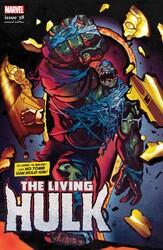 Marvel - Immortal Hulk # 38 Michael Del Mundo Horror Variant
