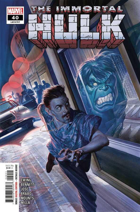 Marvel - IMMORTAL HULK # 40