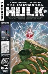 Marvel - Immortal Hulk Directors Cut # 6