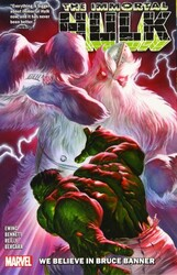 Marvel - Immortal Hulk Vol 6 We Believe In Bruce Banner TPB