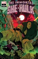 Marvel - Immortal She-Hulk # 1 Simone Di Meo Variant