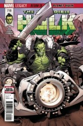Marvel - Incredible Hulk # 710