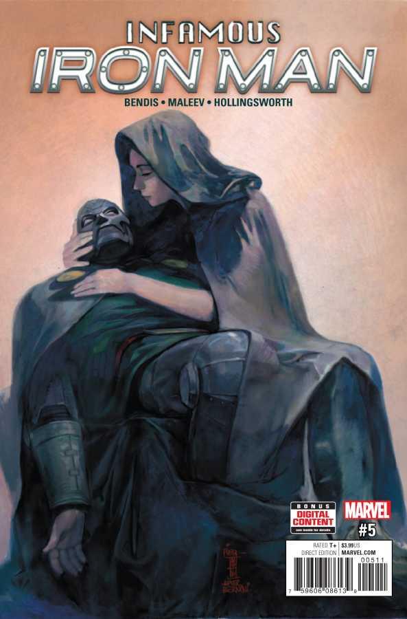 Marvel - Infamous Iron Man # 5