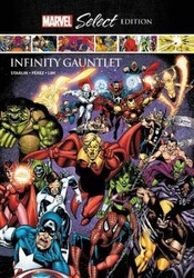 Marvel - Infinity Gauntlet Marvel Select Edition HC