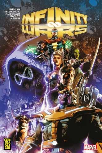 Gerekli Şeyler - Infinity Wars