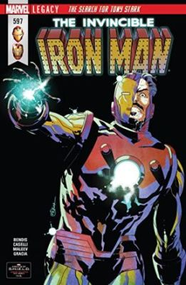 Invincible Iron Man # 597