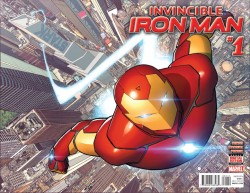 Marvel - Invincible Iron Man # 1 (2015)