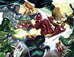Marvel - Iron Man (2020) # 1