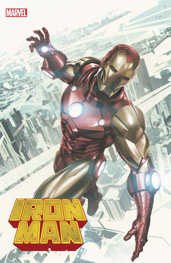 Iron Man (2020) # 2 Skan 1:25 Variant