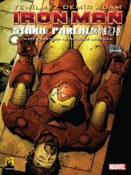 Arkabahçe - Iron Man - Yenilmez Demir Adam Cilt 4 Stark Parçalandı