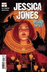 - Jessica Jones Blind Spot # 2