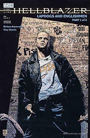 Vertigo - John Constantine Hellblazer (1988) # 162