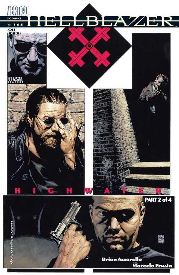 Vertigo - John Constantine Hellblazer (1988) # 165