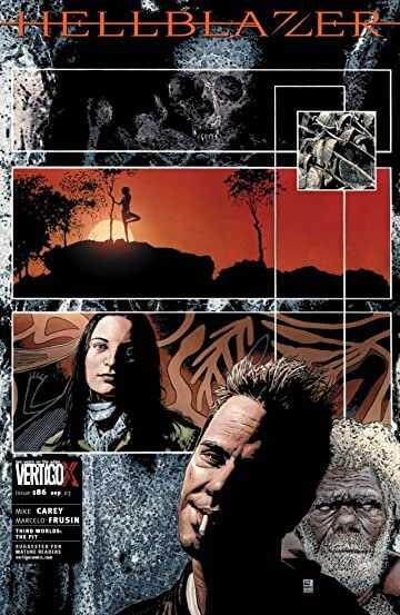 Vertigo - John Constantine Hellblazer (1988) # 186